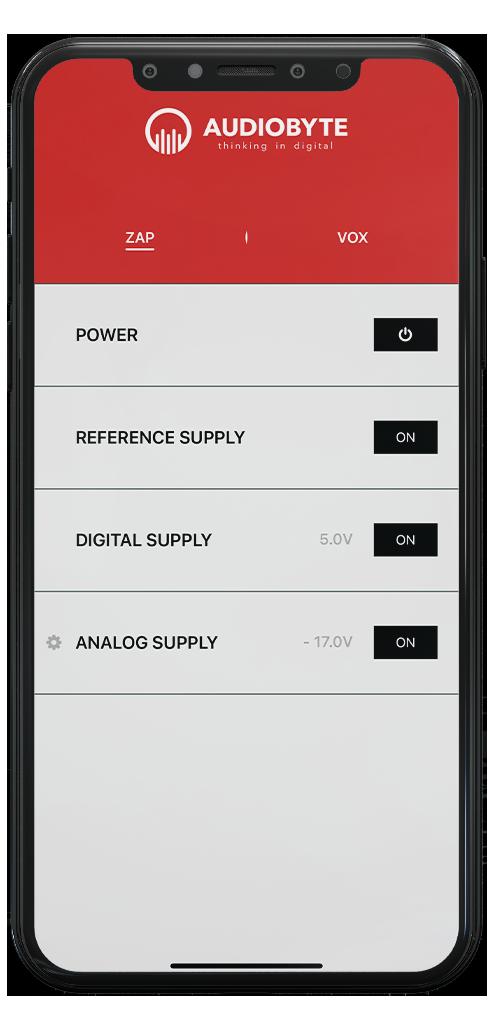 IOS application zap